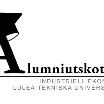 Alumni logotype black