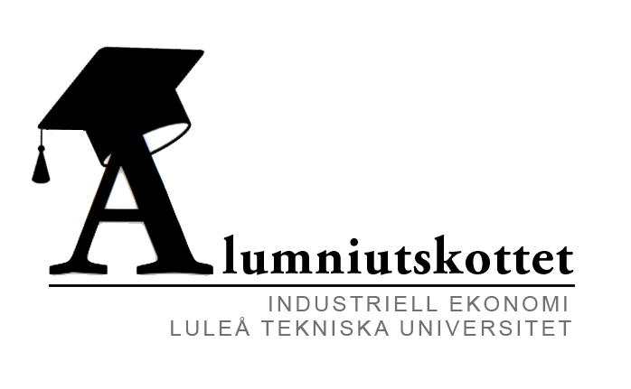Alumni logotype black